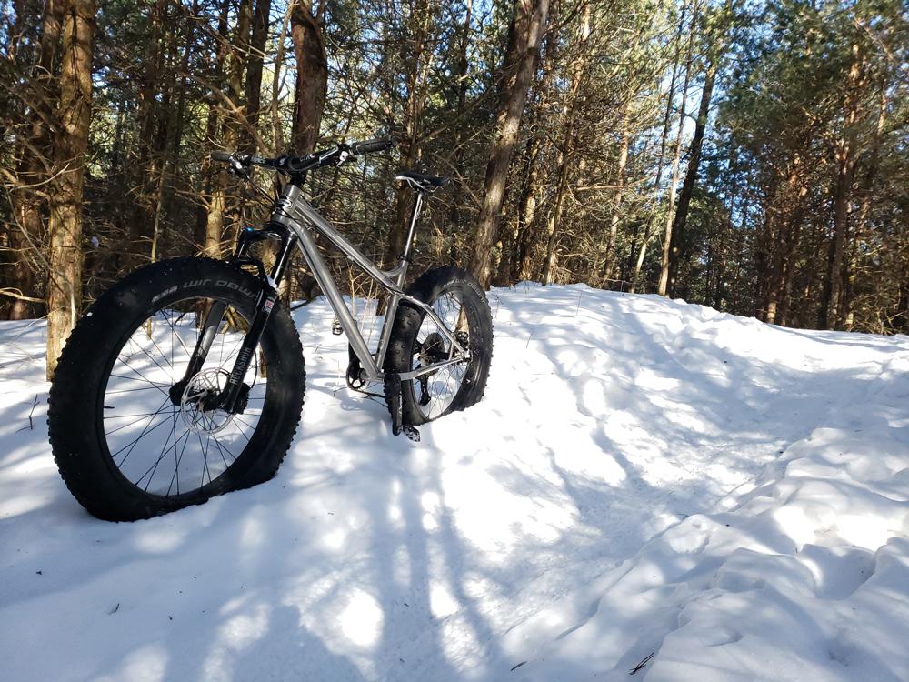 Quality vs Quantity Mountain Bike edition